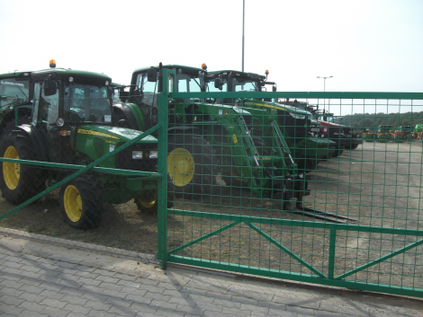 Első képek a Kite mezőgazdasági gépvásáráról!