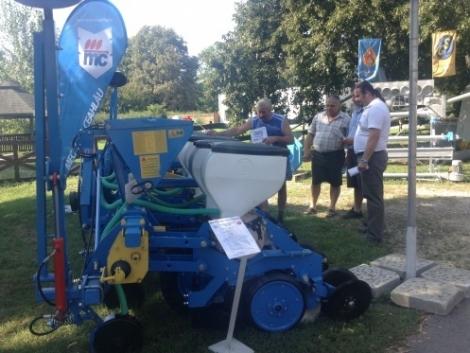 Az AgroConnect Kft. SPC vetőgépei - Összeköt a mezőgazdaság! (+Képek!)