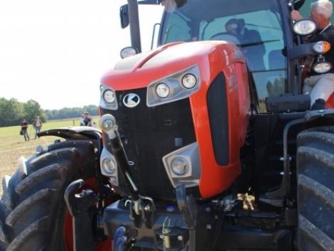 2015 a Kubota éve lesz Európában: bemutatkoznak az M7-es szériás traktorok!