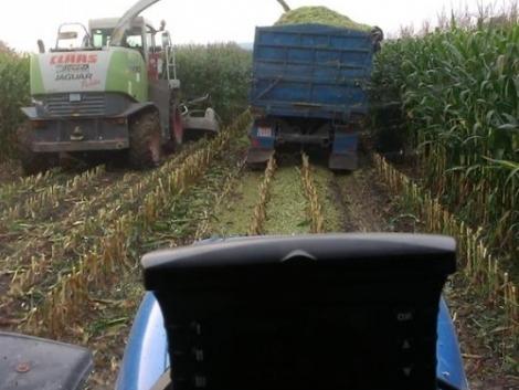 Szörnyű elakadások! Küzdelem traktorral, pótkocsival, kombájnnal 2014. (+Képekkel!)