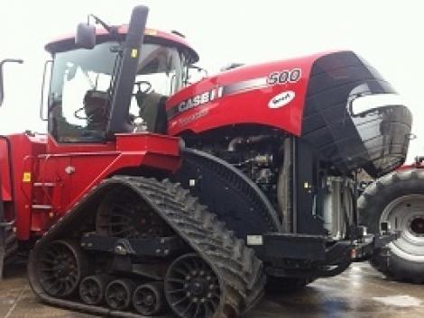 Mega Show 2013 - Case IH traktorok, Pöttinger munkagépek bemutatója (+ Videó)