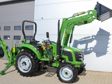 Kétkedésből bizalom... CHERY traktorok