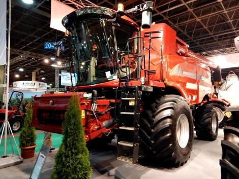 AGROmashEXPO és AgrárgépSHOW 2015