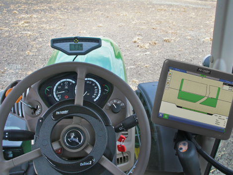 Kormányautomatika-rendszerek a precíziós gazdálkodásban
