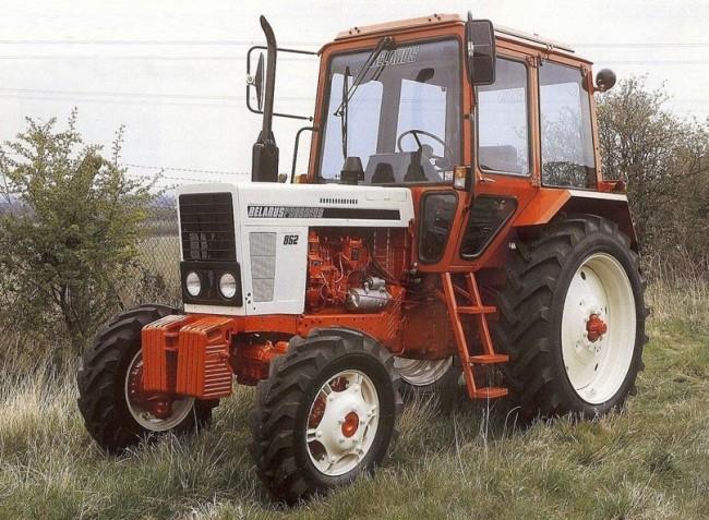 MTZ traktorok, melyek meghódították a világot