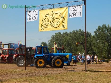 Bodogláron indult a traktorfesztiválok szezonja!