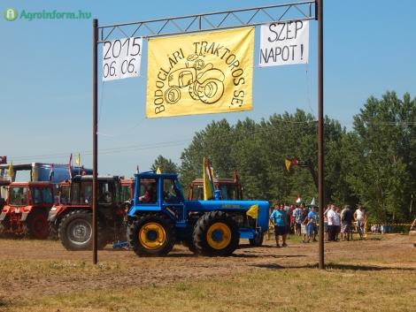 Ilyen volt a hatodik Bodoglári Traktoros Fesztivál (+Videó)
