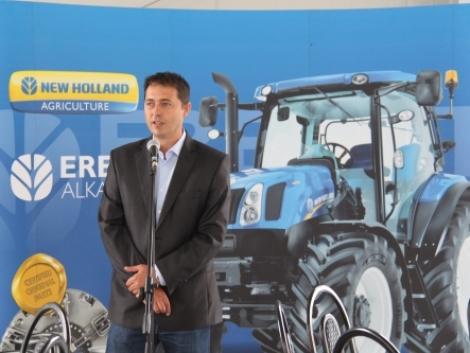 AGROTEC Magyarország Kft. területi központ nyílt Füzesabonyban