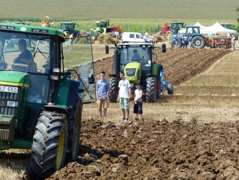 Szántóverseny 2015 - Profi gazdák mérkőzése (+Képek!)