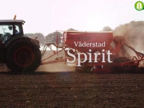 Väderstad Spirit 600C új kombi gabonavetőgép (+Videó!)