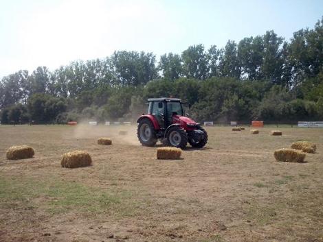 Traktorverseny a Szentlőrinci Gazdanapokon (+Képek!)