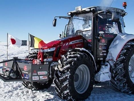 Ha az Antarktiszon bevált, a magyar gazdáknak is jó lesz!