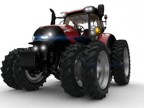 Optum lesz a Case IH új traktorsorozata