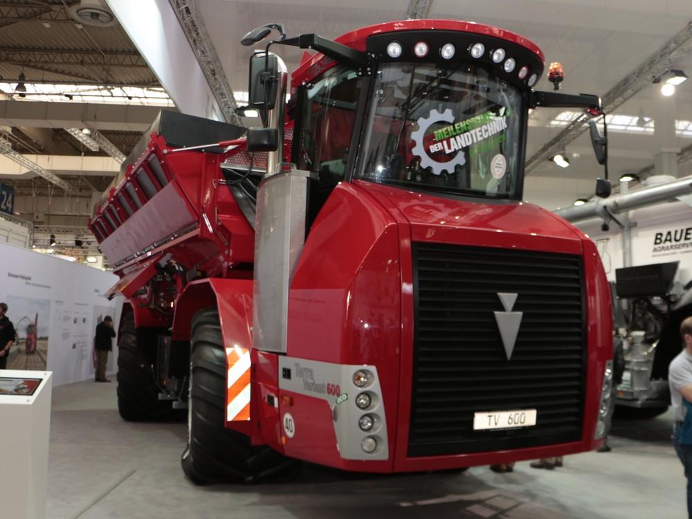 Holmer Terra Variant 600 ECO