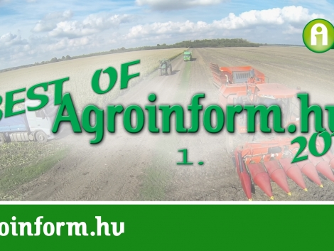 Best of Agroinform 2015: Episode 1