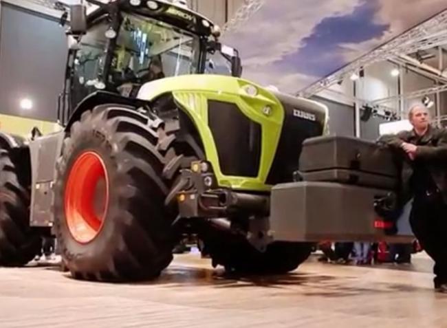 AXIÁL gépújdonságok és érdekességek az Agritechnica kiállításról (+Videó!)