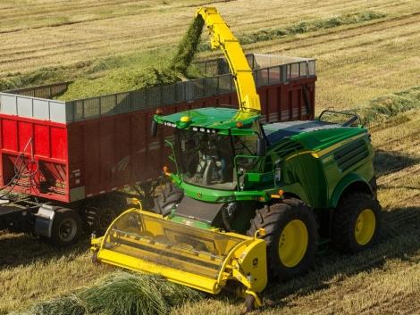 A John Deere újdonságai az AGRITECHNICA-n