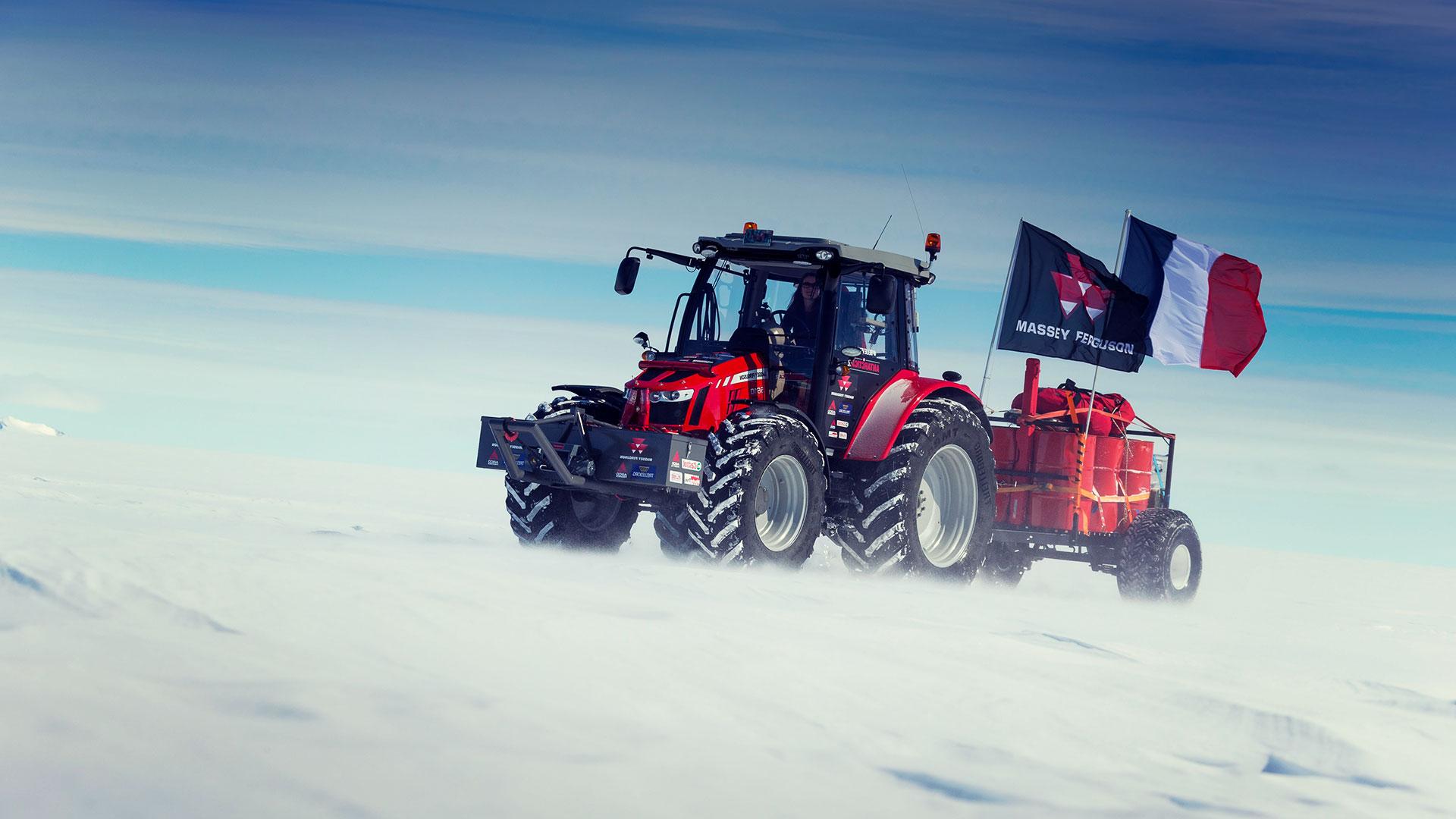 Massey Ferguson traktorok