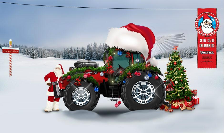 Valtra Global karácsony