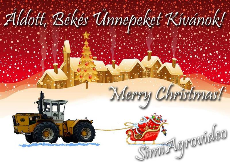 Rába karácsony