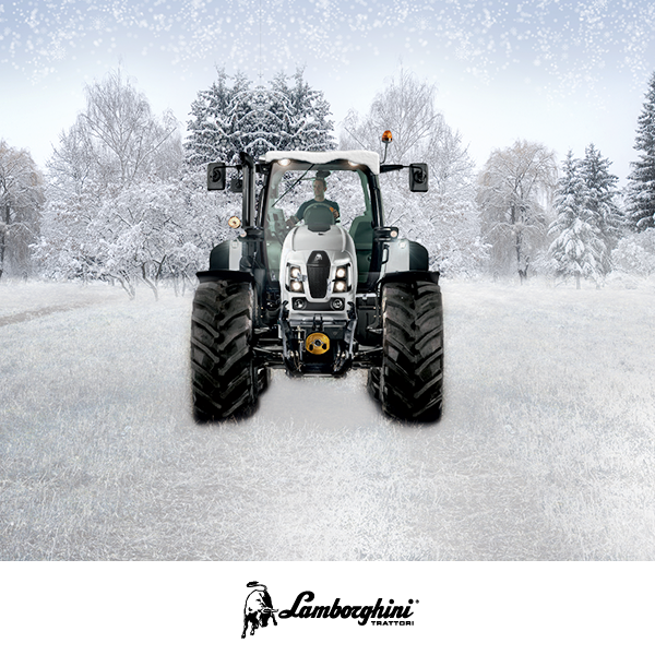 Lamborghini karácsony