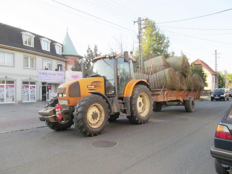 Sárosi Gyula traktor képe