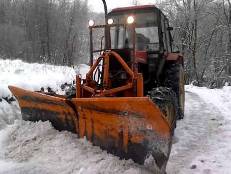 Közlekedés közúton – és a karácsonyi traktordömping