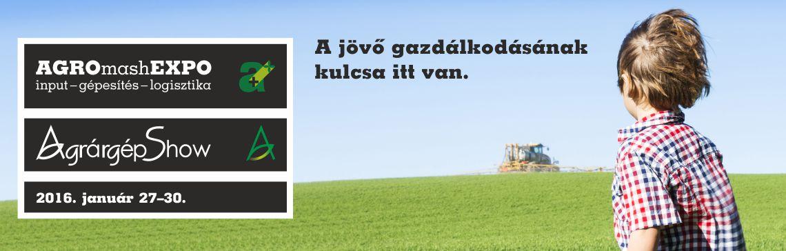 AGROmashEXPO és AgrárgépShow