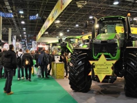 AGROmashEXPO 2016 – Idén egy nap nem lesz elég a csúcskiállítás traktoraira