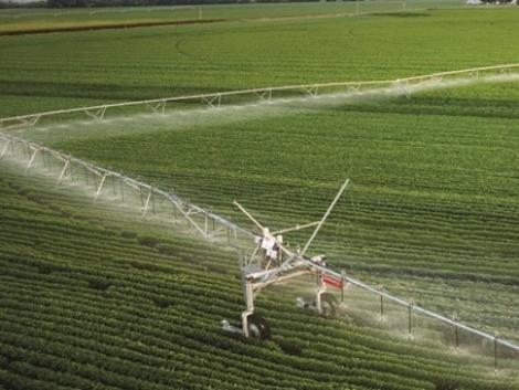 Az öntözés a mezőgazdaság jövője!