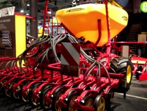 Väderstad: Ilyen volt a legsikeresebb Agritechnica kiállítás (+Videó!)