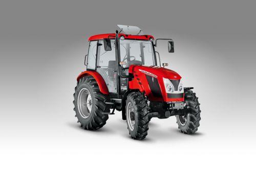 """A Zetor """"Major"""" traktora ma"""