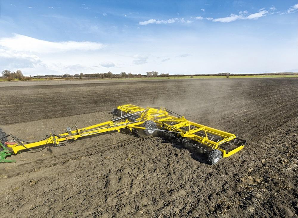 A nagy fogásszélességű SE és SM sorozatot Wave-Flex rendszerrel szerelték fel, így ezek még hatékonyabban követik a talajfelszínt.