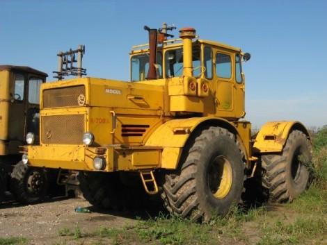Kirovetc K700 és K701 traktorszériák: Orosz óriás-üzemekre tervezve (+Videó!)
