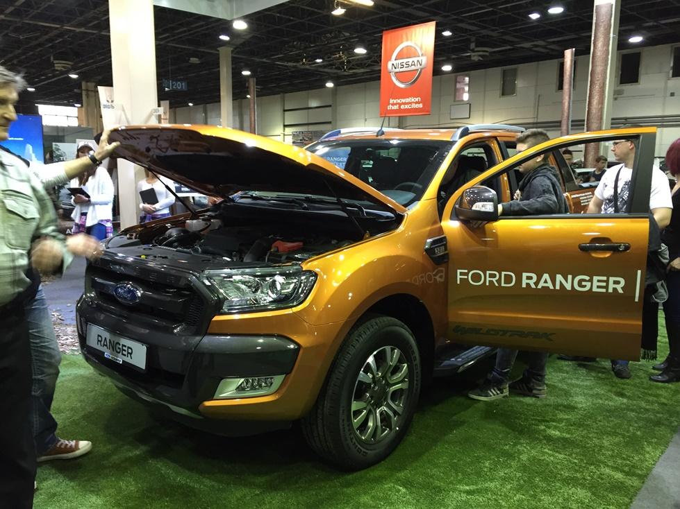 új ford ranger