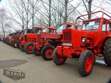 Mi már nagyon várjuk a traktoros találkozókat és versenyeket!