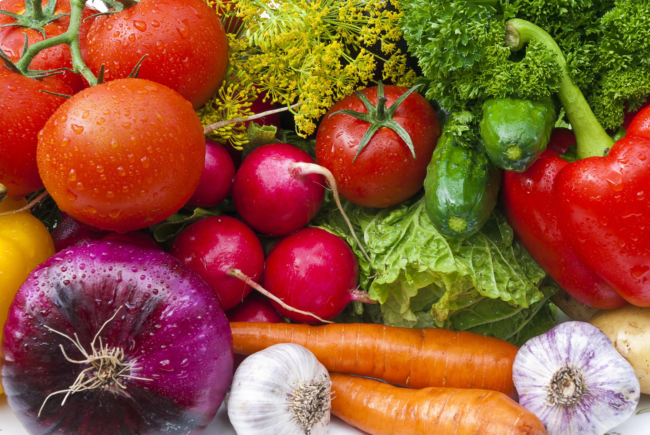 zöldség
