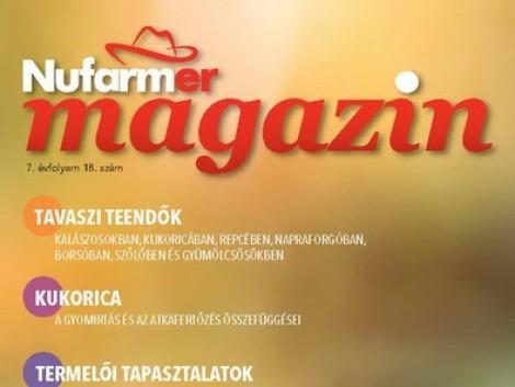 Nufarmer Magazin – Ingyenesen letölthető szakmai kiadvány (PDF)