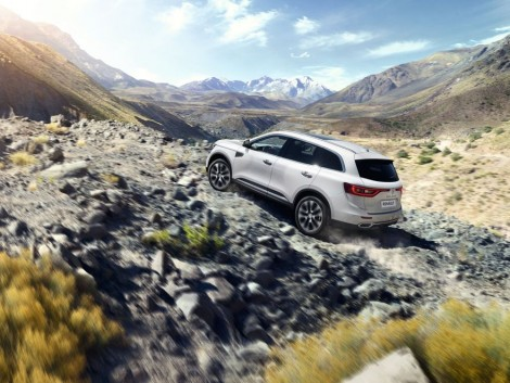 Úttalan utakon is bevethető az újjászületett Renault Koleos