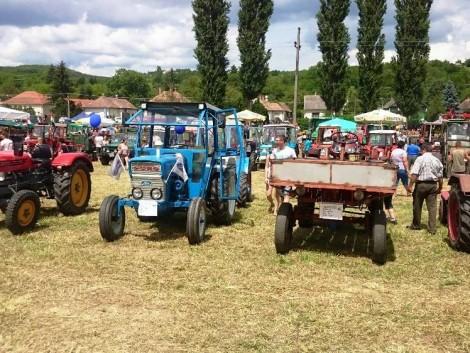 Öreg Traktorok Találkozója – Renner prototípussal fűszerezve