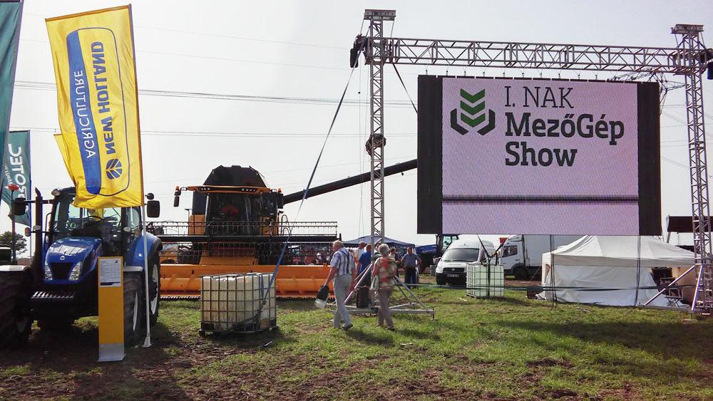 I. NAK MezőgépShow