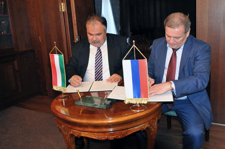 magyar-orosz tárgyalás