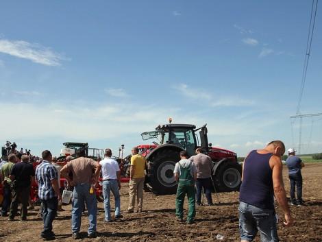 I. NAK Mezőgépshow – Nincs versenyképes magyar mezőgazdaság modern gépek nélkül