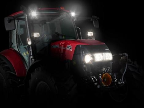 Case IH LUXXUM traktor? Íme az első kémfotók és a videó!