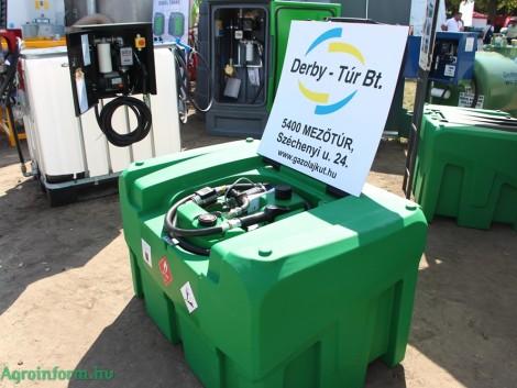 Vigyázzon a gázolajszállítással és -tárolással! Nagy árat fizethet a könnyelműségért!