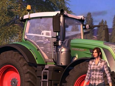 Már hölgyekkel is traktorozhat! Itt az új Farming Simulator! (+Videó)