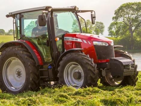 Massey Ferguson az AGROmashEXPO-n: megérkeztek a mechanikus MF traktorok!