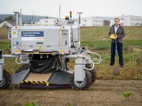 A mezőgazdasági robotok piaca 2024-re elérheti az 5,7 millárd dollárt