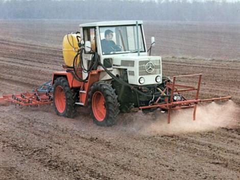 Ugye, emlékszik az MB Trac traktorokra? – 25 éve gyártották az utolsó darabot