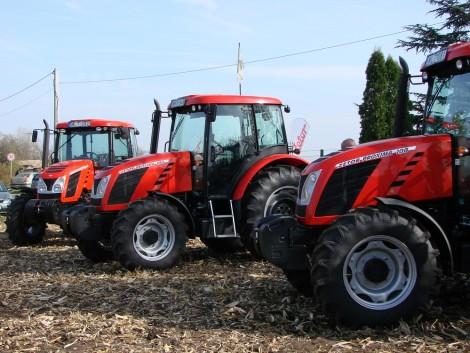 Élénkült a traktorpiac az év első hónapjában